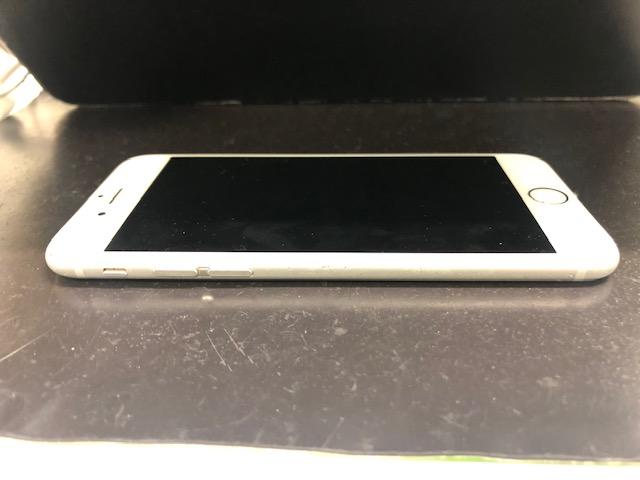 バッテリー交換後のiPhone6