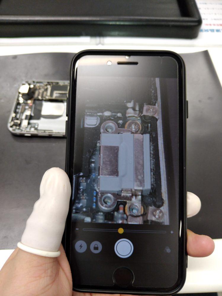 iPhone 拡大鏡