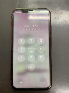 iPhone11修理後