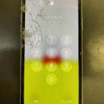 iPhoneXRの画面交換!30分で即日修理ができます!